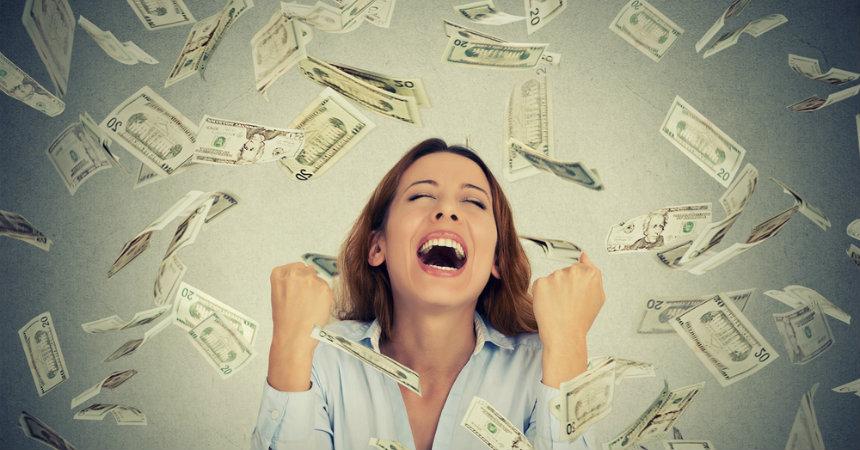 5 personas que ganaron la lotería y arruinaron sus vidas : AYAYAY