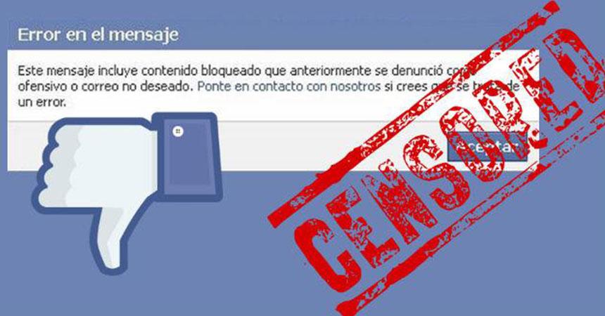 El grosero error por el que Facebook decidió censurar esta foto ...