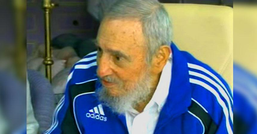 mejor proveedor extremadamente único precio inmejorable La verdadera razón de por qué Fidel Castro usaba ropa Adidas : AYAYAY